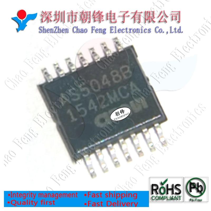 Codificador rotativo 14-TSSOP, 1 Uds.-5 Uds., AS5048B-HTSP AS5048B IC