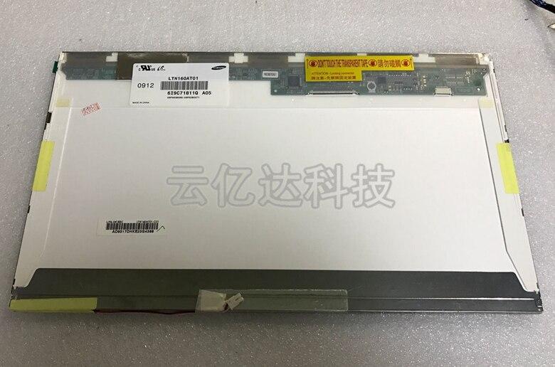 16-дюймовый ЖК-экран LTN160AT01 LTN160AT02 1366*768 ЖК-экран для ноутбука ACER ASPIRE 6920G 6930G 6935G