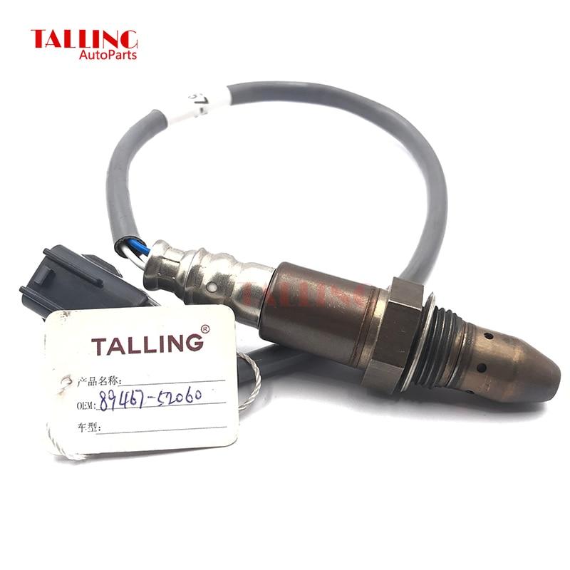 High quality 1Pcs Oxygen Sensor 89467-52060 For Toyota Corolla Scion xD Prius Lexus CT200h 8946752060 Free shipping