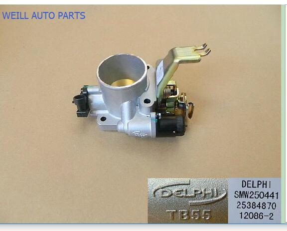 Conjunto de acelerador WEILL SMW250441E para motor great wall elv