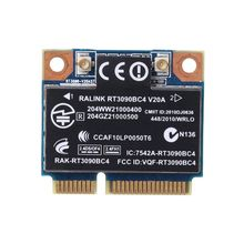 WLAN Mini PCIexpress Cartão Wi-fi sem fio Bluetooth 3.0 4520s para HP ProBook RT3090BC4