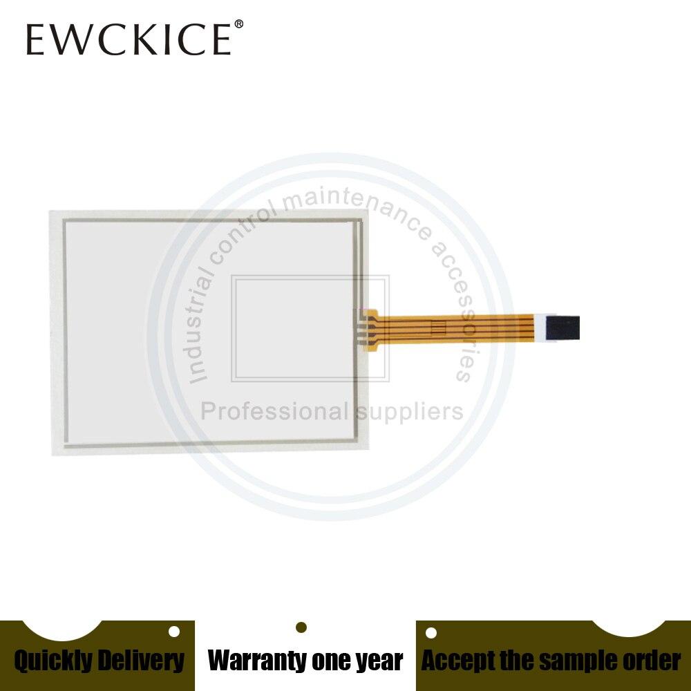 Nuevo AMT 9105 AMT9105 AMT-9105 4Pin 5,7 pulgadas 91-09105-00B PLC HMI panel de pantalla táctil membrana pantalla táctil