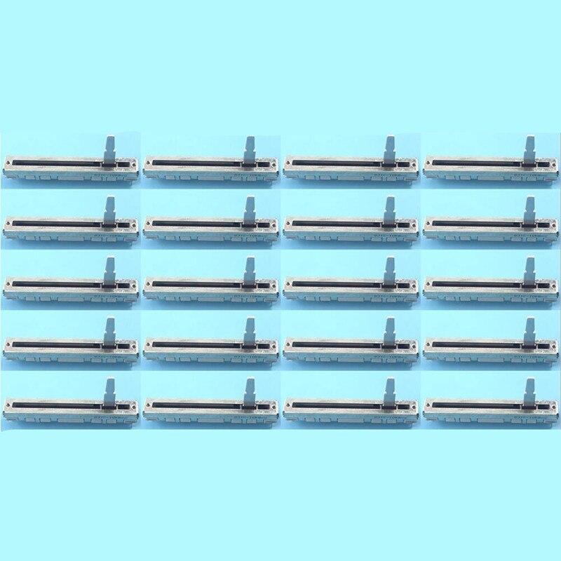 20 шт. запасные части фейдер DCV 1020 DCV1020 для Pioneer DJM800 DJM2000 DJM5000 SVM1000 Аксессуары
