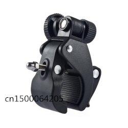"2pcs 1/4""-20 Adjustable Camera Clamp TILT gun-shotgun Rifle Bow Crossbow Cam Mount"