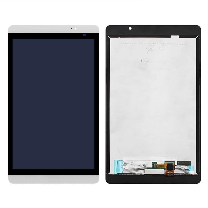 Netcosy nuevo venta al por mayor para Huawei M2-801 M2-801W M2-803 LCD pantalla táctil piezas de repuesto de reparación