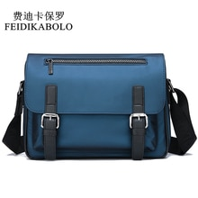 FEIDIKABOLO Men Bag High Quality Oxford Casual Messenger Bag New Fashion Man Shoulder Bags Business Male Crossbody Bags Package