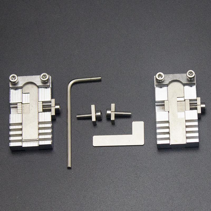 Liushi Huk Universal Lock Pick Set Multifunction Car Keys Key Duplicating Machine Jig Locksmith Tool