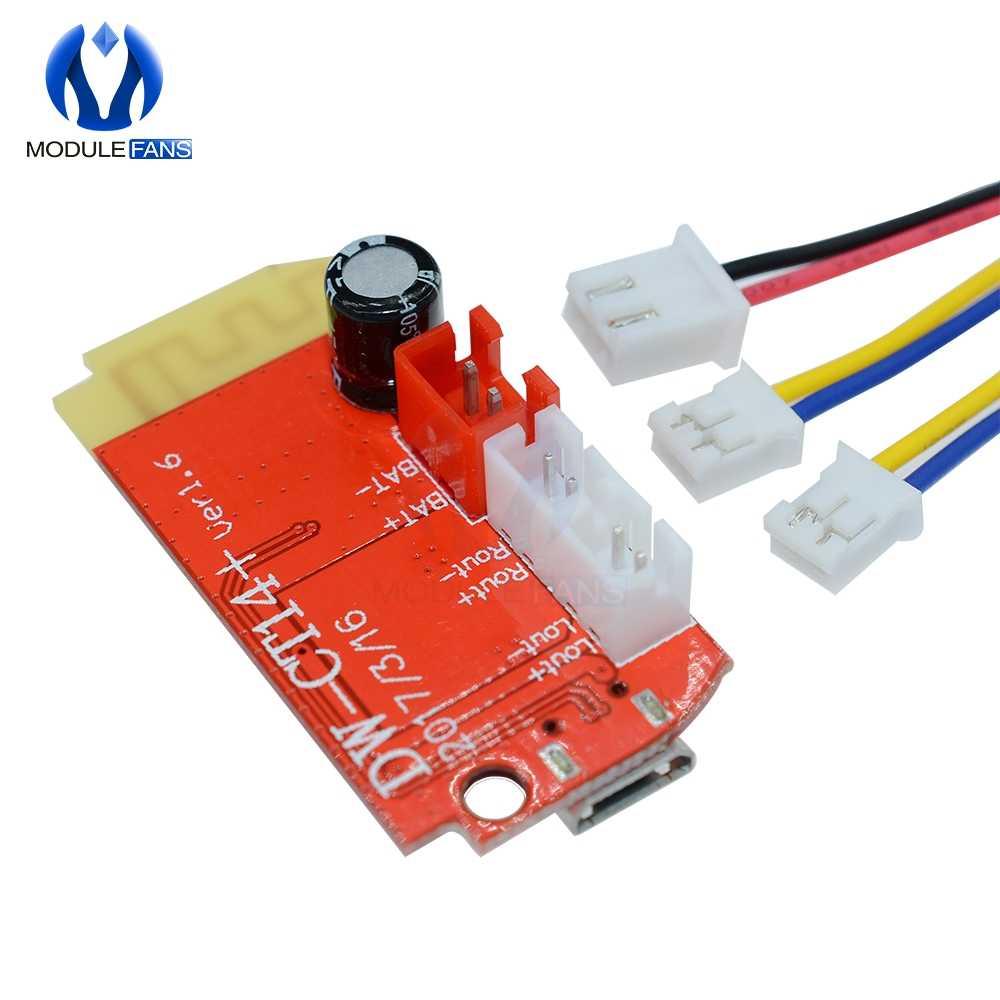 Dc 3 7 V 5v 3w Digital Placa De Amplificador De Audio Doble Dual De Bluetooth Altavoz Modificación Música De Sonido Módulo Micro Usb Diy Usb Diy Audio Amplifier Boardusb Bluetooth Usb Aliexpress