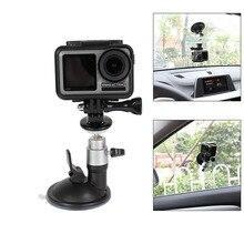 Support ventouse avec tête à rotule pour DJI Osmo Action GoPro Hero 7 6 5 4 support de fenêtre Sony Yi 4 K SJCAM EKEN Arlo support pour voiture