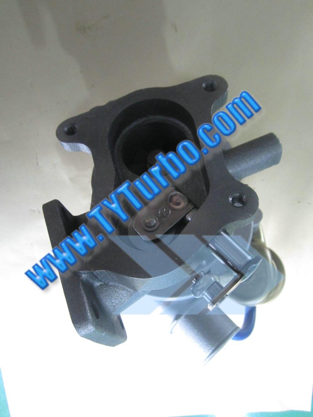RHF5 VJ26/WL84.13.700/VCX50024/VE430090 TURBO para FO RD RANGER 2,5 D 4X4 1999 con 115 J97A motor 2.5L 109HP