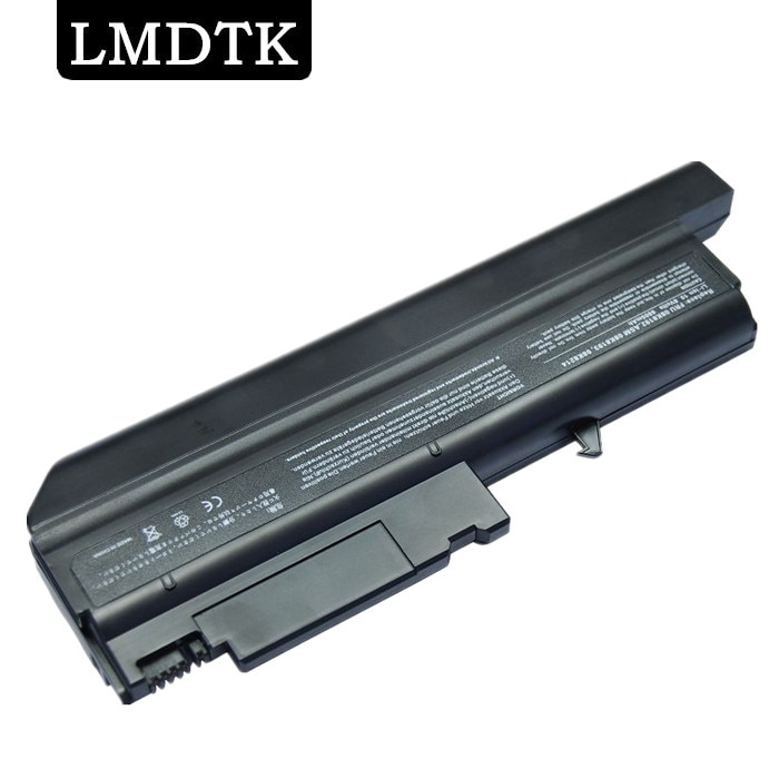 Lmdtk جديد 9 cellslaptop بطارية لباد سلسلة R50PR50 r51 r52 r50e fru 92P1073 fru 92P1077 08K8194 مجانية