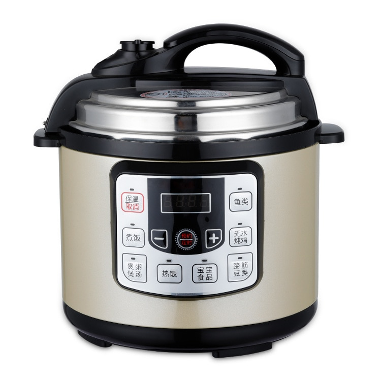 Olla arrocera olla lenta Cocina eléctrica autoclave olla a presión eléctrica 3L aparatos de cocina inteligentes Accesorios