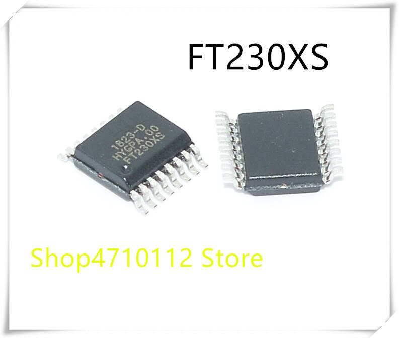 NEUE 10 teile/los FT230XS-R FT230XS FT230 IC USB SERIELLE SSOP-16 IC