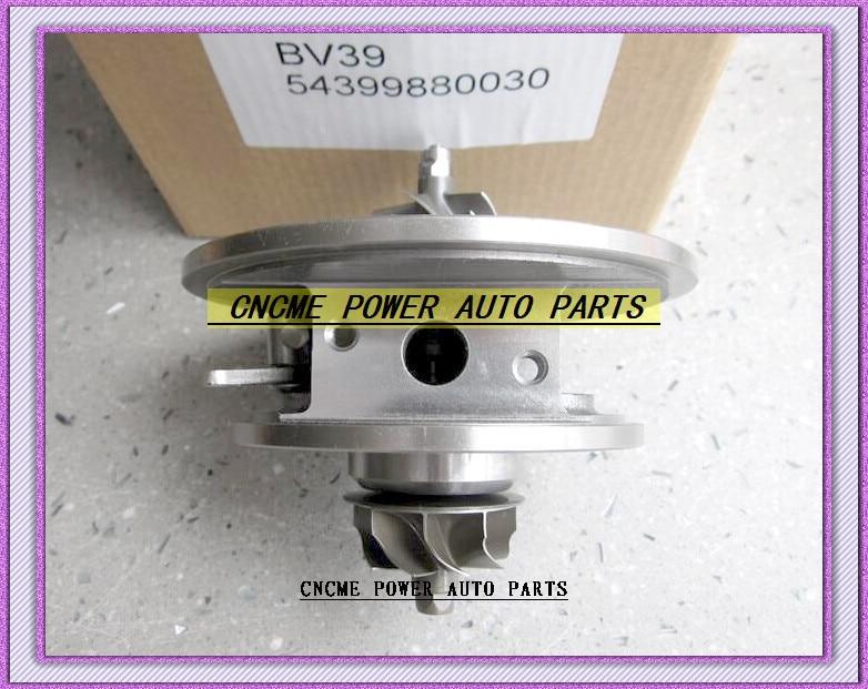 Turbo cartridge chra core BV39 54399880030 54399700030 14411-00Q0F For Renault Clio Megane Modus Scenic 2004- K9K 78kw 1.5L DCI