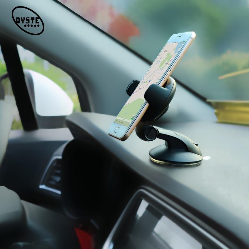 Car Phone Holder For Huawei p30 pro mate 30 10 lite p8 p9 lite 2017 nova 2i honor 9 8 6a 7 pro Smartphone Grip Car Stand Support