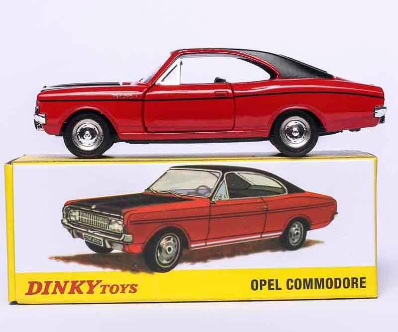 Dinky игрушки Atlas 1420 1/43 OPEL командор купе Лидер продаж литые модели автомобилей из сплава коллекционные игрушки для детей и взрослых колеса