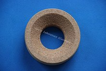 Laboratorium lab kolf kurk ring stand 80*30mm voor 50 ml-250 ml glazen kolf