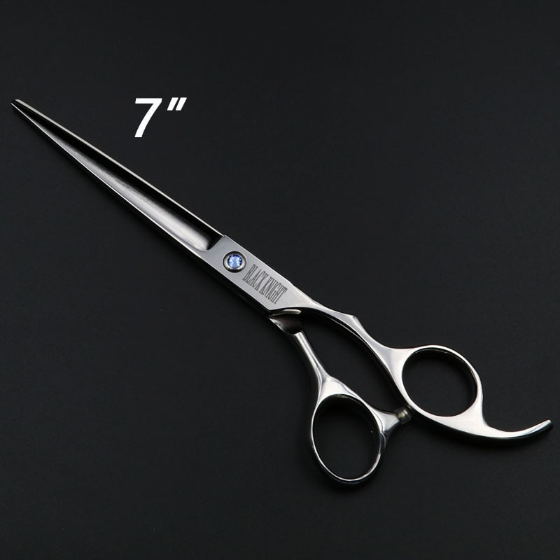 Scissors 7inch Professional Hair Cutting Scissors Barbers Salon hairdressing Pet dog grooming Shears BK035