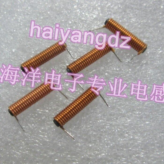 Inductores de barra magnética tipo barra Horizontal 6,8 uh, barra magnética tipo barra R, bobina de núcleo magnético 6R8 10 uds/3*20 0,7