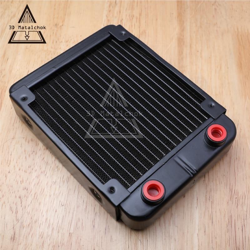 3D Matalchok Titan AQUA Water Cooling Kit for 3D printer parts  for E3D Hotend Titan Extruder for TEVO 3D printer KIT enlarge
