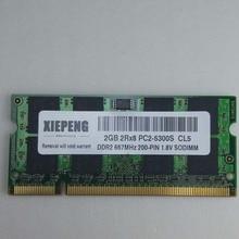 Notebook 2GB 2Rx8 PC2-5300S RAM 1GB DDR2 667 MHz 4GB pc2 5300 Memory for HP IQ770 IQ771 uk IQ504 IQ504T IQ506T IQ772UK Laptop