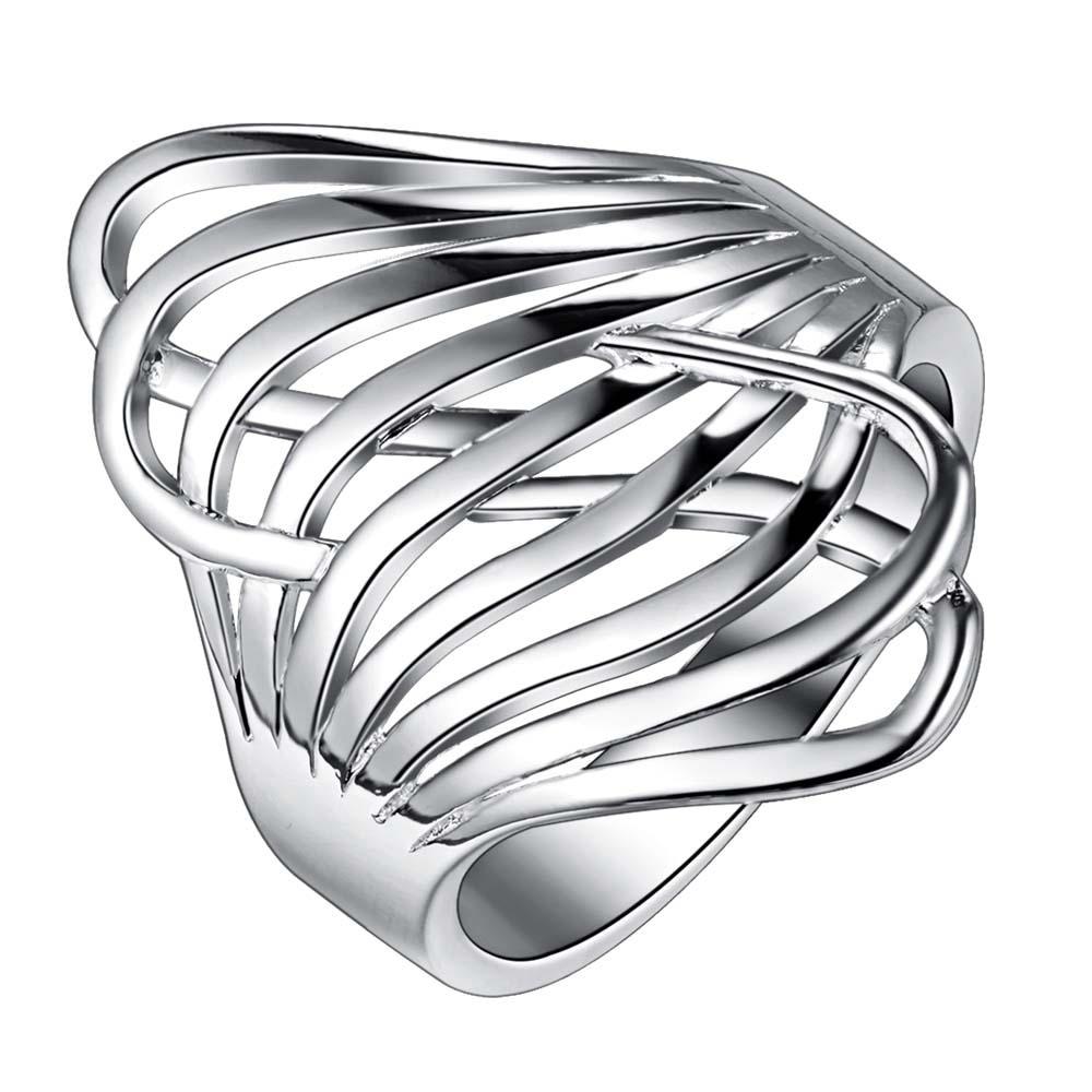 elegant unique  Silver Ring Fine Fashion Women&Men Gift Silver Jewelry for Women, /HMKWAIMW MYMZTTIX