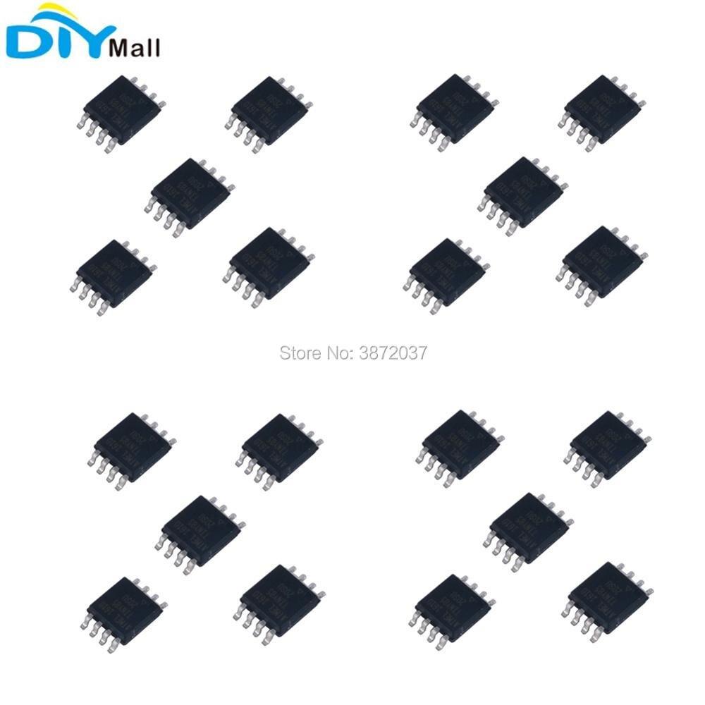 20pcs/lot Original ATTINY85-20SU ATTINY85 ATMEL SOP-8 SOP8 SMD IC Chip недорого