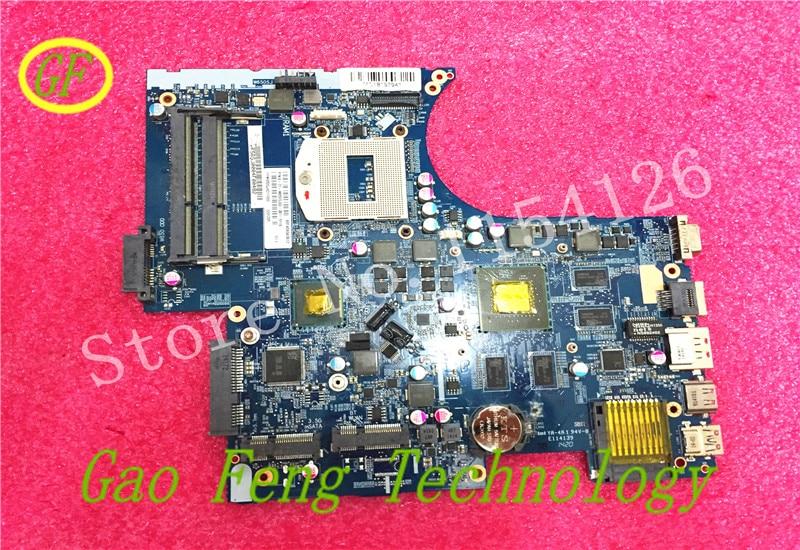 Placa base de ordenador portátil P/N: 6-77-W650SJ00-D01 para Hasee para Clevo FOR God of War k650D 6-71-w65j0-d01 DDR3 no integrado