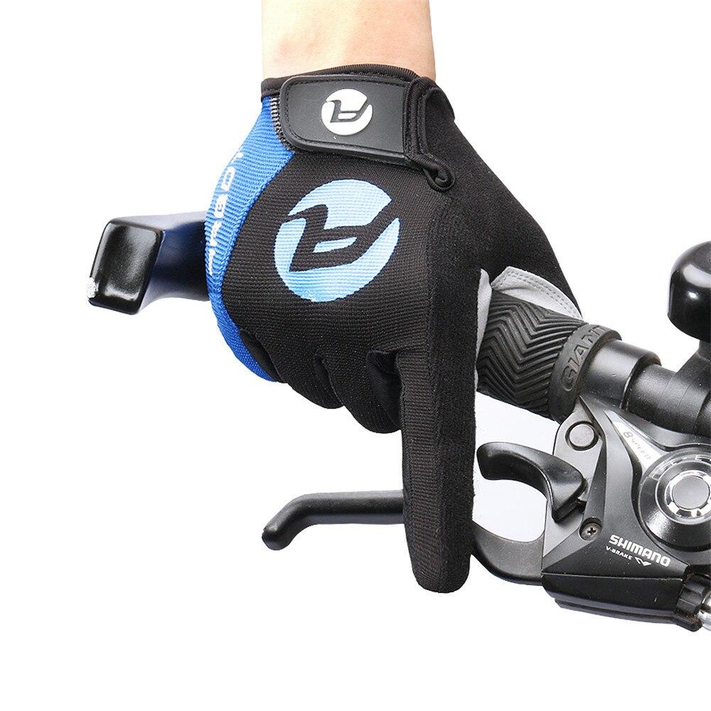 Guantes de bicicleta MTB, guantes de ciclismo, guantes de bicicleta de montaña resistentes a altas temperaturas, guantes de conducción al aire libre antideslizantes