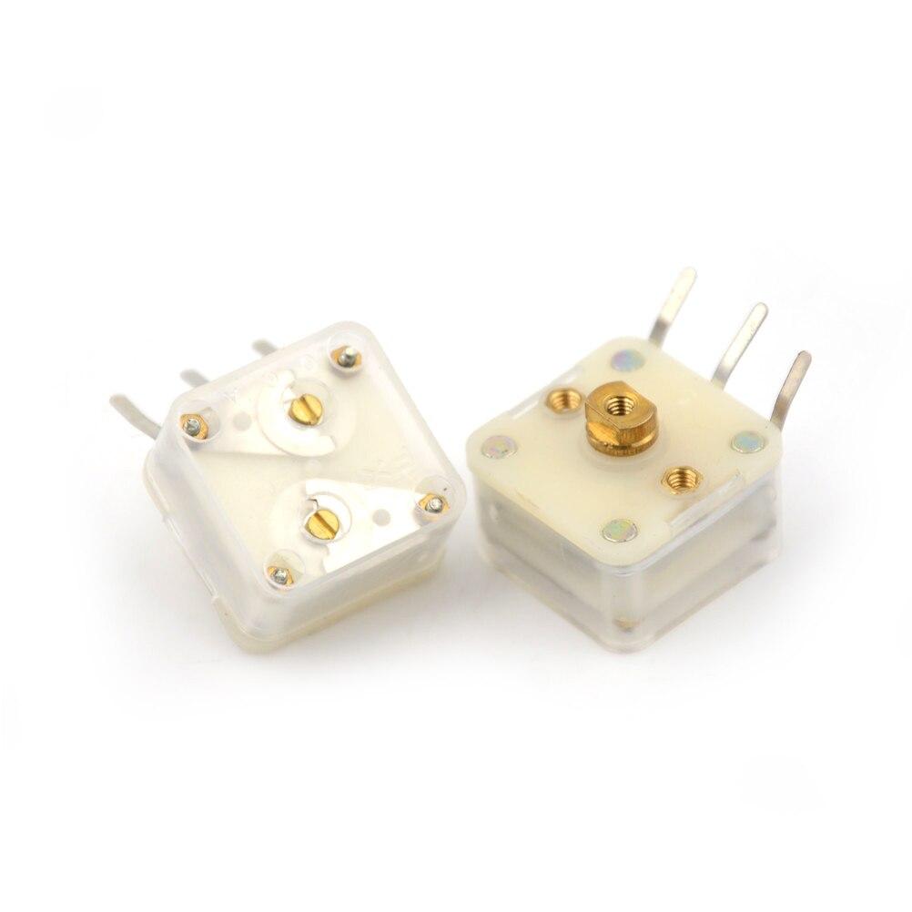 Condensador doble de 223 P, accesorios de Radio de bolsillo, condensador Variable, sintonizador, para realizar especificaciones personalizadas