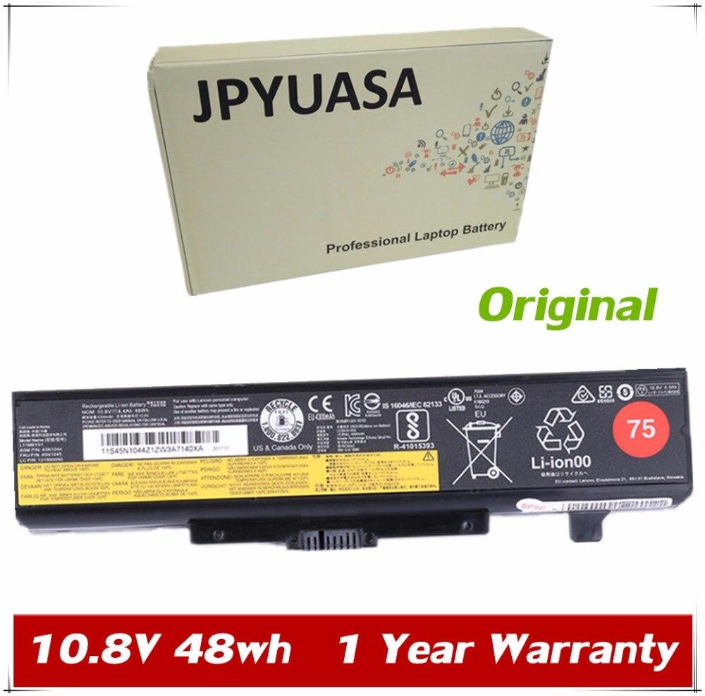 7XINbox 10,8 V 48wh оригинальный L11M6Y01 аккумулятор для Lenovo IdeaPad Y480 Y580 V480 V580 Y480P G585 L11L6F01 L11L6R01 45N1049 45N1048