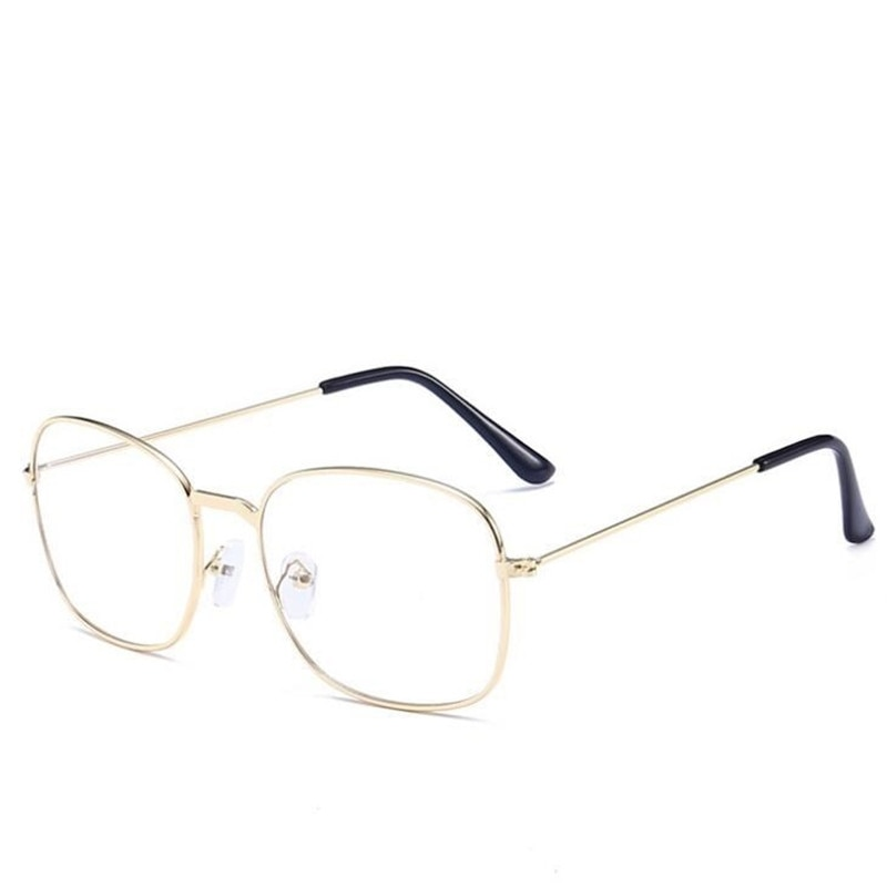 ZXTREE Модные Простые солнцезащитные очки, мужские ретро-рамки, металлические солнцезащитные очки, мужские очки для близорукости, очки для вож...
