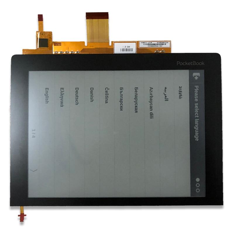 شاشة تعمل باللمس عالية الدقة مقاس 8 بوصات مع إضاءة خلفية ، وقارئ الكتب الإلكترونية ، و pocketbook 840