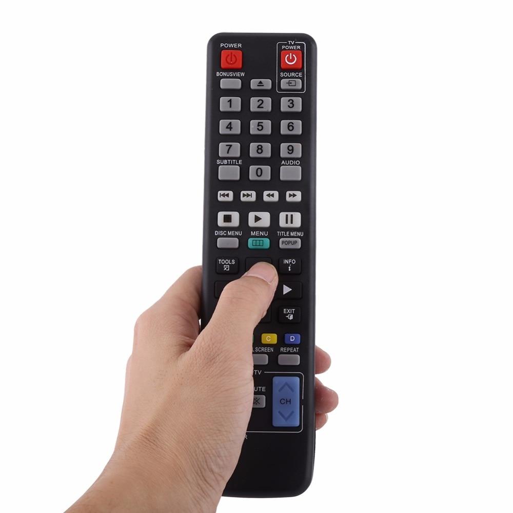 Portable Remote Control AK59-00104R Replacement Controller For Samsung BD-C6500/BD-P1600/HT-D5210/BD-D5250C LCD LED Smart TV