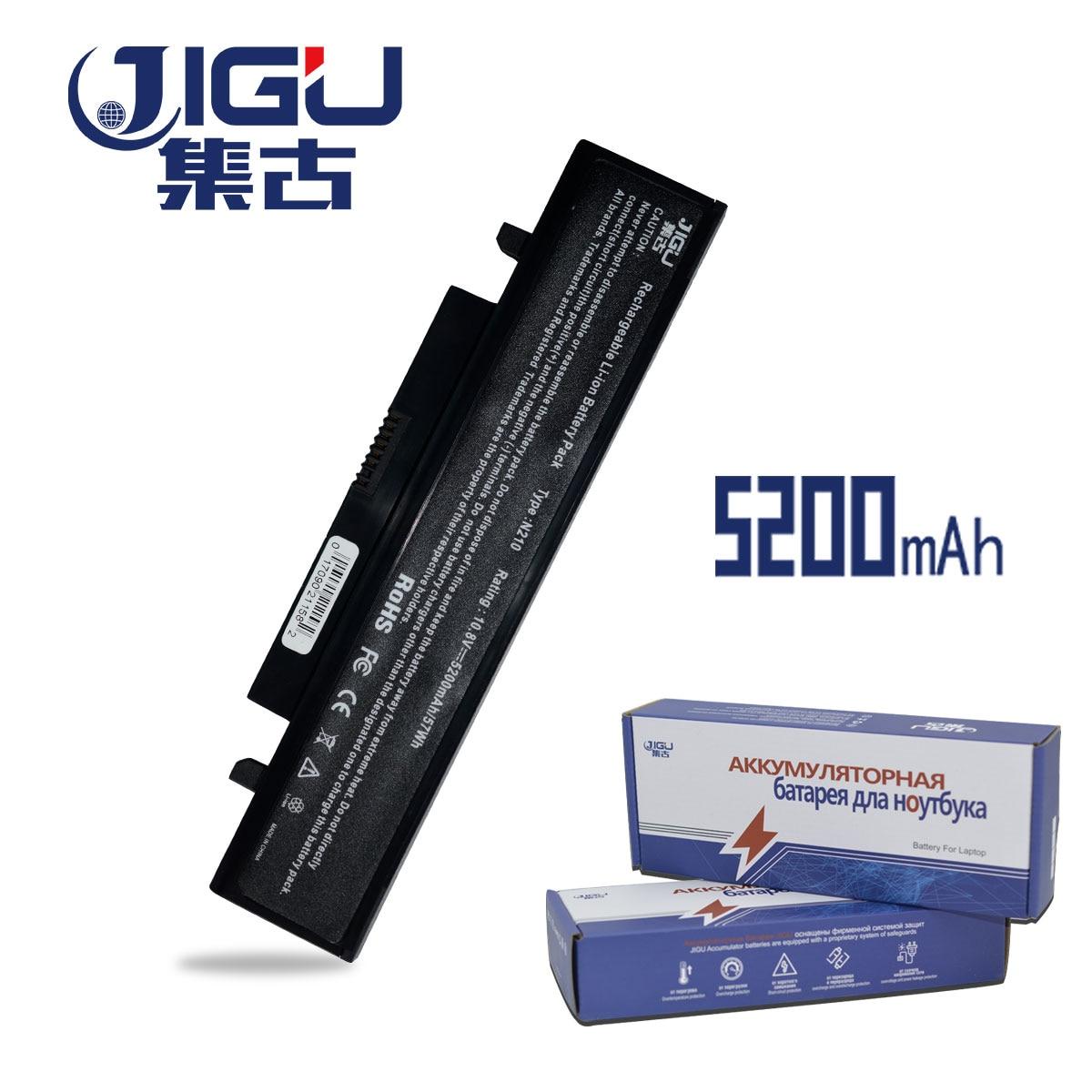 JIGU nueva batería de ordenador portátil para Samsung NB30 N210 N220 N230 X418 X420 X520 Q330... NP-NB30 NT-NB30 NP-N210 NT-N210 NP-X418