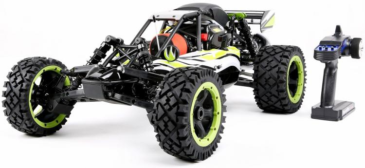 روفان Q-Baja 29cc محرك الغاز 2WD عربات التي تجرها الدواب