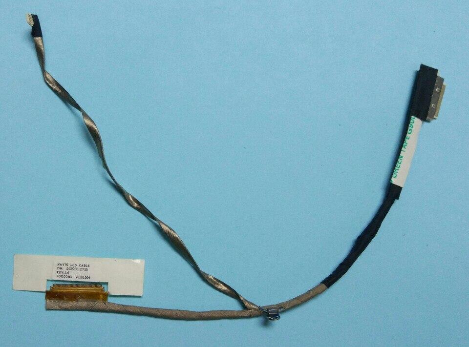 Nuevo Cable para Acer aspira un PAV70 NAV70 D255E D260 LCD cable P/N DC020012Y50 envío gratis