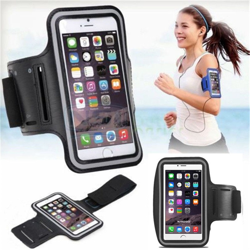 Phone model Sport Arm band Running Bag Case For iphone 7 Plus Cover For Samsung LG Sony For Huawei F