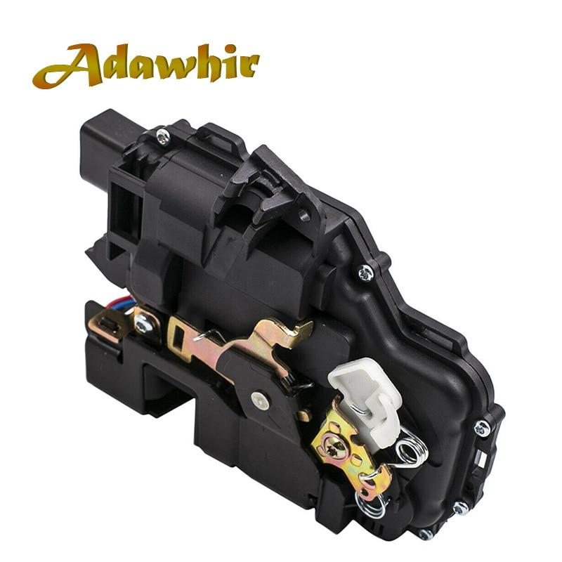 Door Lock Actuator Mechanism UQ02 3BD837016A 3B1837016A  For VW /GOLF /BORA /PASSAT /LUPO MK4 SEAT Arosa 6H Leon 1M1 Toledo II