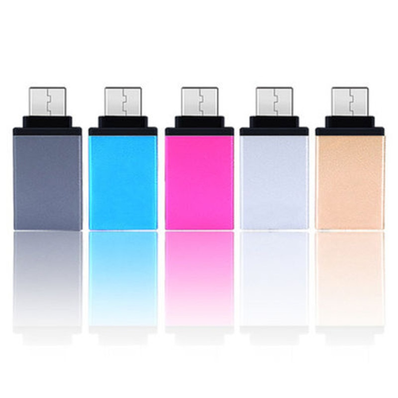 Adaptador USB 3,0 tipo C macho A USB 3,1 hembra, Cable de...
