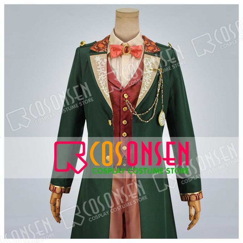 Nagi Idolish7 Rokuya Taisho Romano Cosplay COSPLAYONSEN novo Conjunto Completo de Todos Os Tamanhos para adultos traje