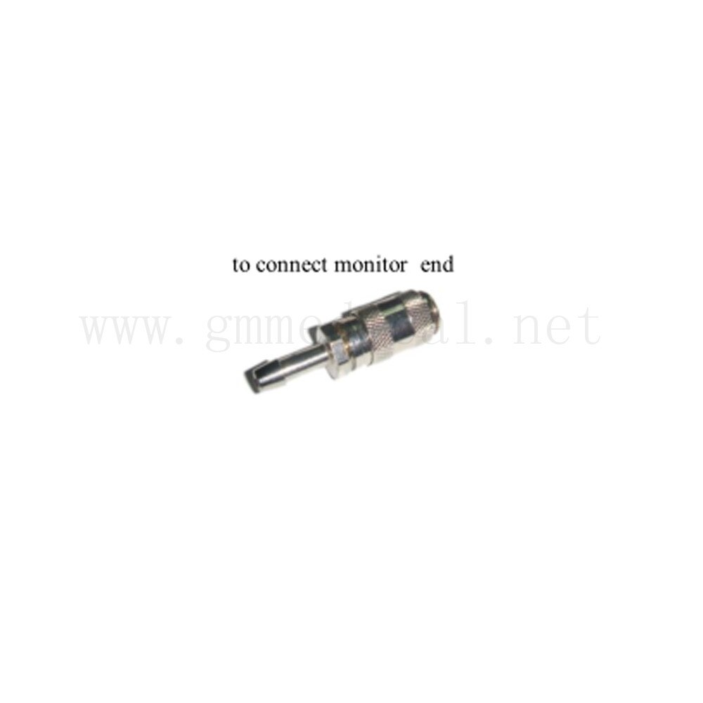 Pressure cuff interconnect hose for Neonate NIBP , single tube , L=3m.nibp air hose