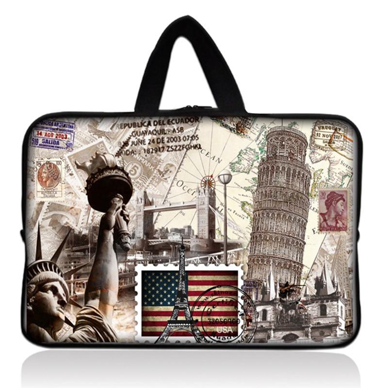 "Ultrabook portátil Suave Laptop Sleeve Case Bag Notebook Capa para 16 ""17"" 17.3 17.4 ""polegada Asus Acer HP Dell Toshiba MSI"