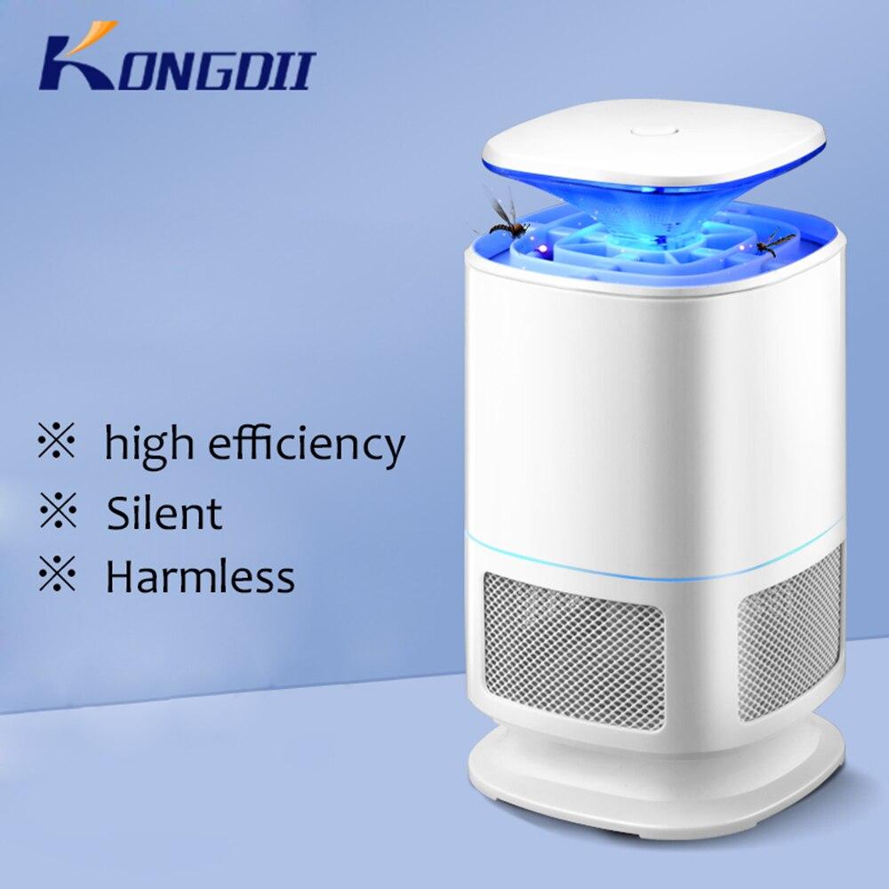 Alta eficiencia de la lámpara LED para matar mosquitos/trampa de luz LED de Control de Plagas de antimoscas repelente de insecto repelente de insectos luz nueva