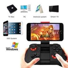 MOCUTE 050 wbudowany akumulator GamePad Joystick kontroler Bluetooth pilot zdalnego sterowania Gamepad dla PUGB komputer mobilny iso Android iphone