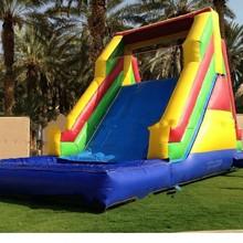 Inflatable water slide pool slides for sale
