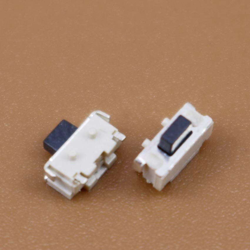 YuXi 2x4 2*4*3.5 MM Micro Interruptor Tato SMD Interruptor de Botão Lateral MP3 MP4 MP5 Tablet PC # DSC0039