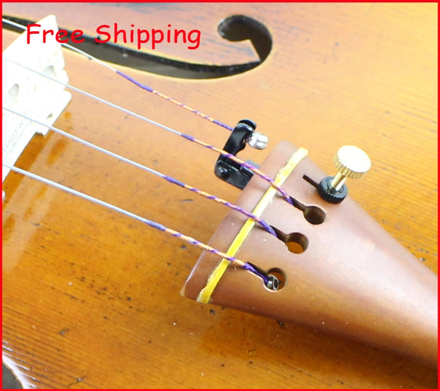 Practice and violin string, beautiful violin string 4/4 violin string, professional violin string.honggeyueqi enlarge