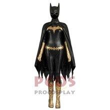 Nouveau Batman déguisement & masque & bottes de Cosplay Arkham Knight Batgirl version bande dessinée mp003603
