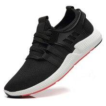 LZJ Brand 2019 New Breathable Comfortable Mesh Men Shoes Casual Lightweight Walking Male Sneakers Tenis Feminino Footwear
